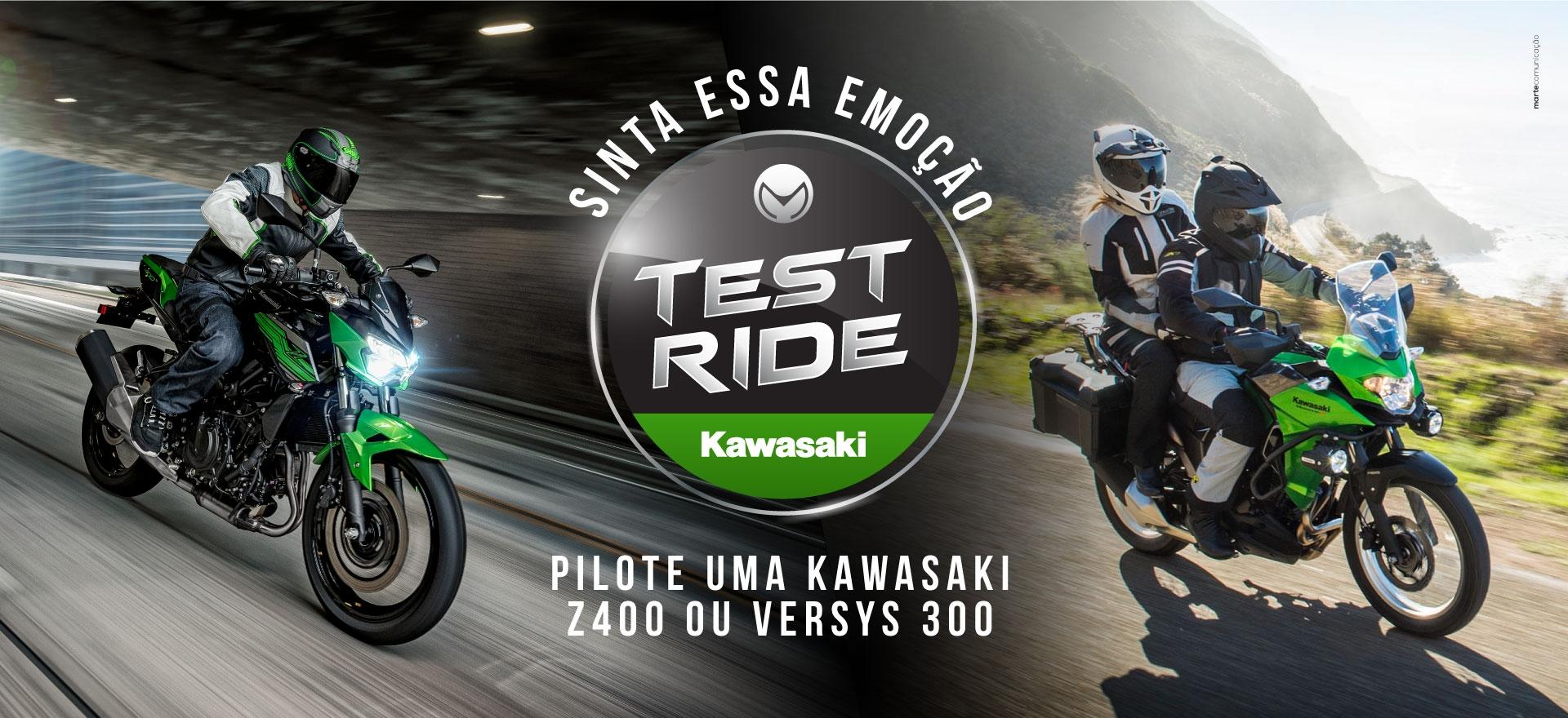 banner test ride